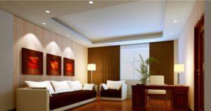 LED im Einsatz - wohnliche Gestaltung