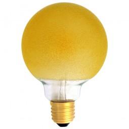 EiKO G95 LED E27 Filament 230V 6W warmweiß 2700K 600lm Bernstein