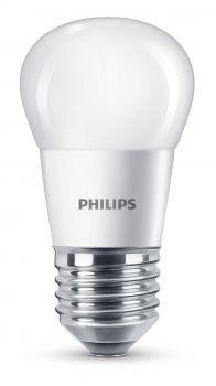 Philips E27 LED Tropfen 5.5W 470lm warmweiß