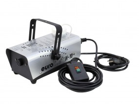 N-10 Nebelmaschine silber 400W