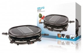 8 Personen Raclette-Grill 900W