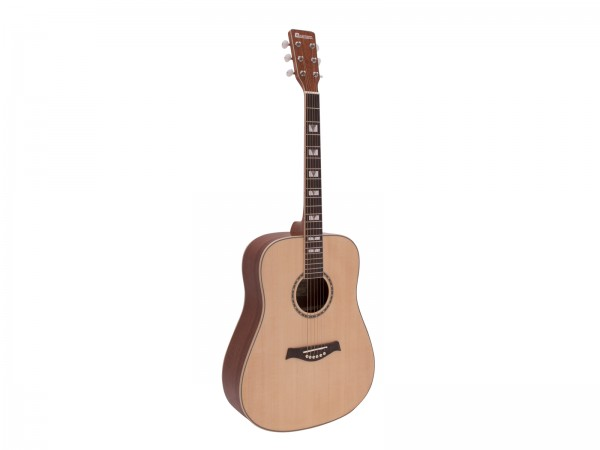 DIMAVERY STW-40 Westerngitarre, natur