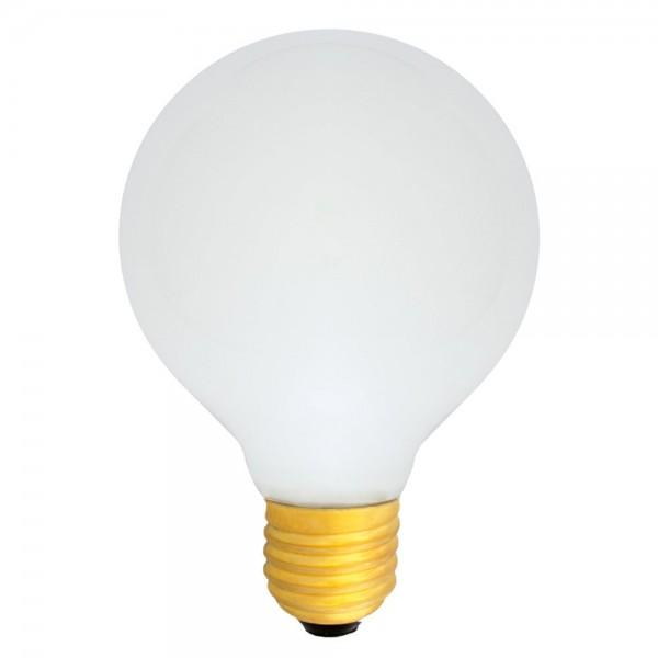 EiKO G80 LED E27 Filament 230V 4W warmweiß 2700K 420lm opal