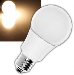 LED E27 Leuchtmittel 8,5W warmweiß