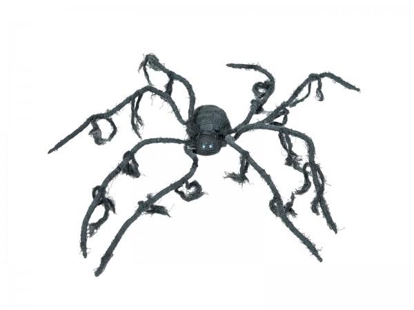 EUROPALMS Halloween Spinne, animiert, 110x8cm