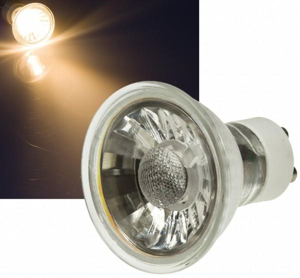 ChiliTec GU10 LED 3W COB warmweiß 230lm