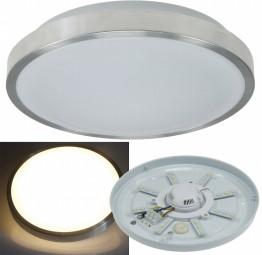 LED Deckenleuchte rund 12W 700lm 26cm IP44