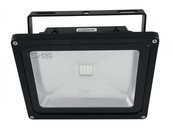 Schwarzlicht 50W COB LED UV Fluter schwarz IP65