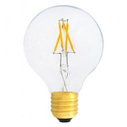 EiKO G80 LED E27 Filament 4W klar 420lm warmweiß 2700K 230V