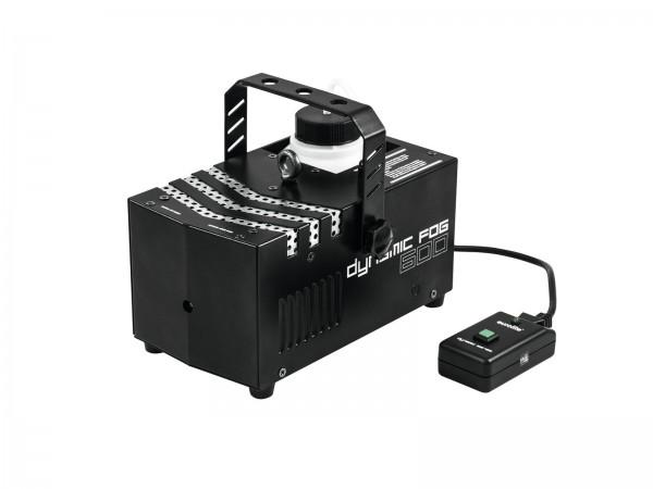 Dynamic Fog 600 Nebelmaschine schwarz 600W