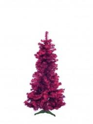 EUROPALMS Tannenbaum FUTURA, violett-metallic,180cm