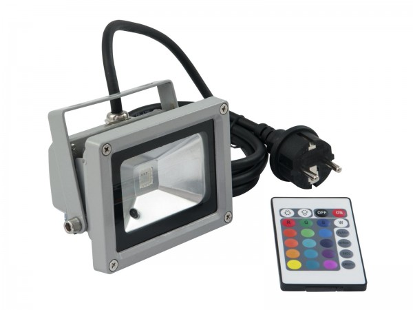 EUROLITE LED IP FL-10 COB RGB 120° FB