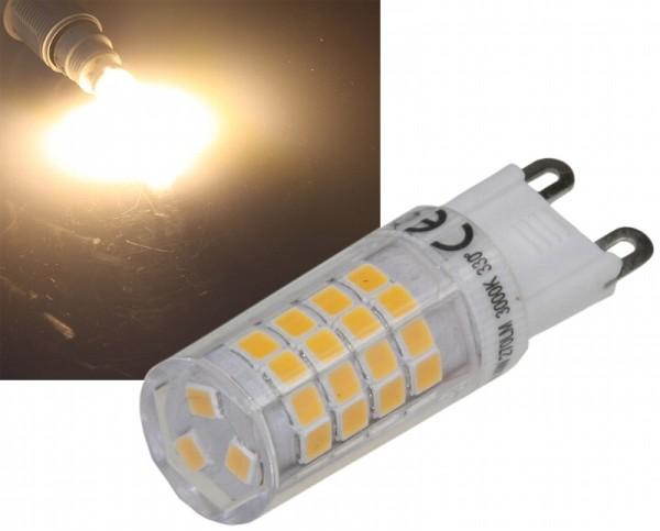 LED G9 4W warmweiß