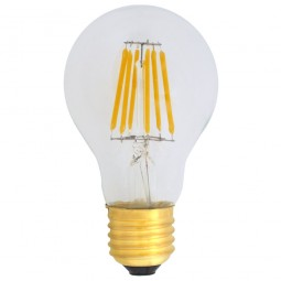 EiKO Dimmbare A19 LED E27 Filament 7W warmweiß 2700K 800lm 230V