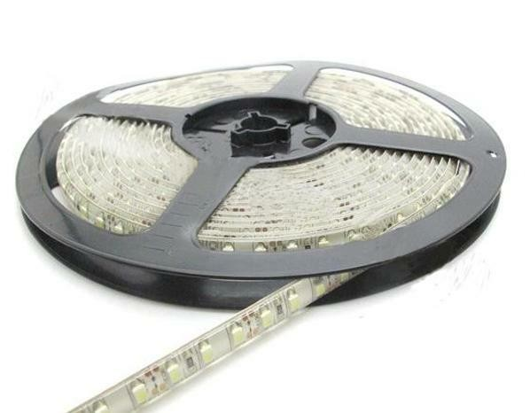 Slim LED Strip 1mm superflacher LED Stripe 5m 60 LED/m
