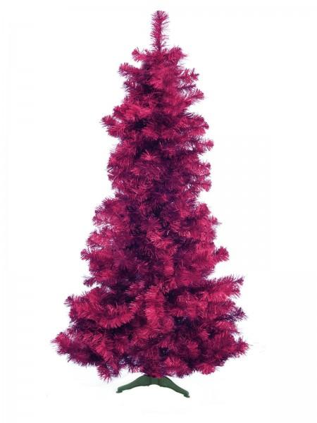 EUROPALMS Tannenbaum FUTURA, violett-metallic,210cm