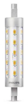 Philips 118mm R7S LED Stablampe 6.5W 806lm warmweiß 230V