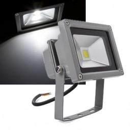 LED Fluter 10W IP65 High Power Strahler 230V