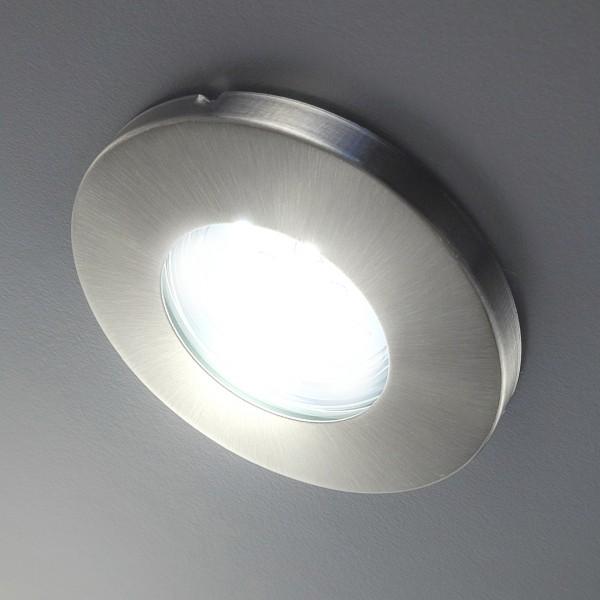 LED Einbaustrahler 3W 3000K 250lm 68mm IP44