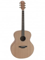 DIMAVERY PWS-42J Western-Gitarre massiv