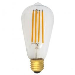 EiKO ST64 LED E27 Filament 4W extra warmweiß 2200K 400lm 230V