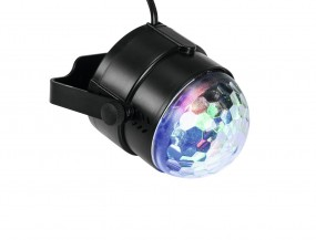 LED BC-3 Strahleneffekt