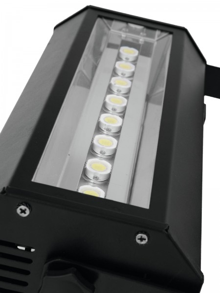 LED Strobe COB PRO 8x 20W DMX Stroboskop