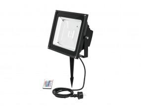 EUROLITE LED IP FL-50 COB RGB FB + Spieß