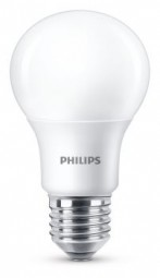 Philips E27 LED Lampe WarmGlow 8.5W 806lm warmweiss dimmbar matt