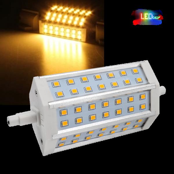 LED Halogenstab R7S 9W dimmbar warmweiß 118mm Ersatz