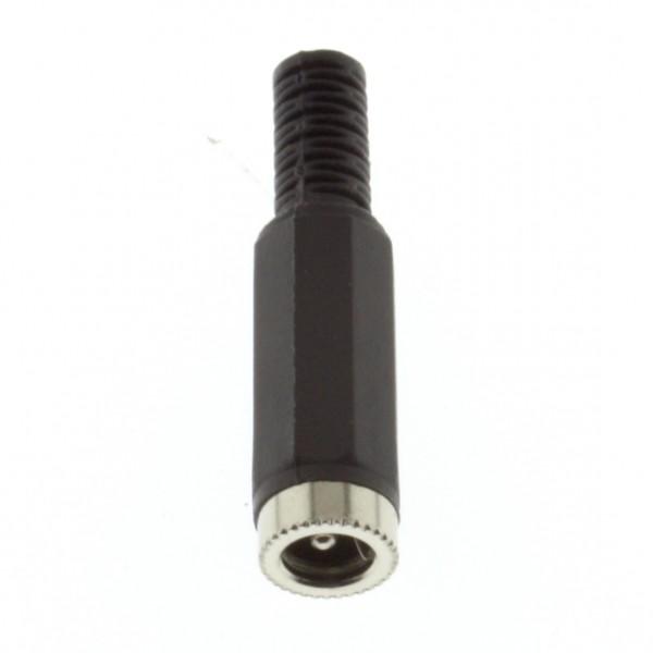 DC Buchse 5,5 x 2,1mm Lötanschluss