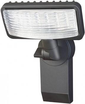 Brennenstuhl LED Flächenleuchte Premium City 17W LH 2705 Aluminium IP44
