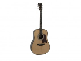 DIMAVERY STW-20 Western-Gitarre