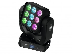 eurolite LED TMH-18 Moving-Head Beam RGBW