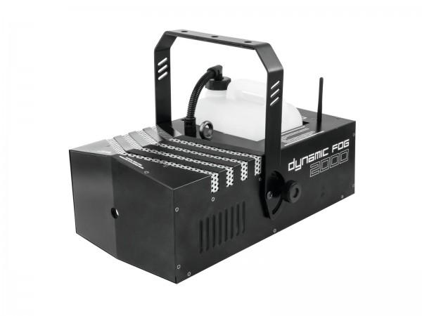 EUROLITE Dynamic Fog 2000 Nebelmaschine