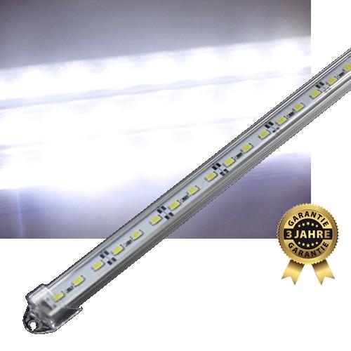 1m LED Leiste 72SMDs / SMD5630 2660lm kaltweiß IP65