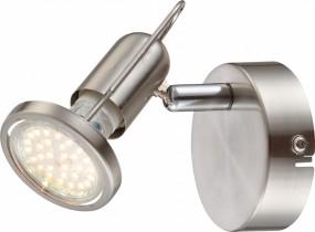 LED Leuchte Wandspot einflammig inkl. 3W GU10 Leuchtmittel