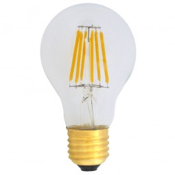 EiKO A19 E27 LED Filament 6W warmweiß 2400K klar 620lm 230V