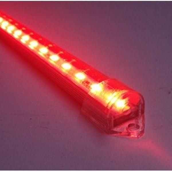 1m LED Leiste ROT 72 SMDs / SMD 5630 5730