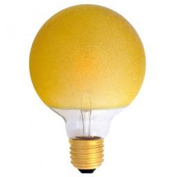 EiKO G80 LED E27 Filament 230V 6W warmweiß 2700K 600lm Bernstein