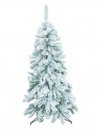 EUROPALMS Tannenbaum, beflockt, 150cm