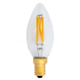 EiKO C35 LED E14 Kerze Filament 4W warmweiß 2700K 380lm 230V