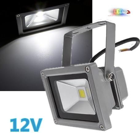 LED Fluter 12V 10W High Power Strahler IP65