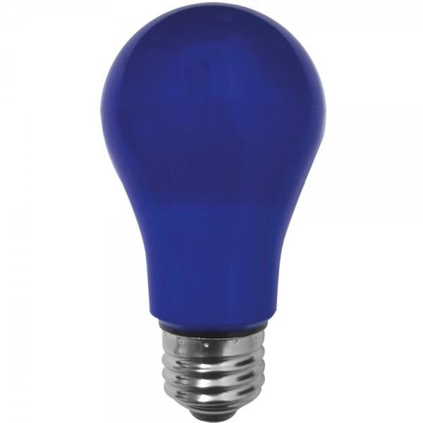 EiKO A19 55x108 LED E27 7W blau 230V IP65 6lm 270°