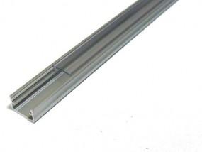 1m Standard Montageprofil mit Abdeckung für LED Strips