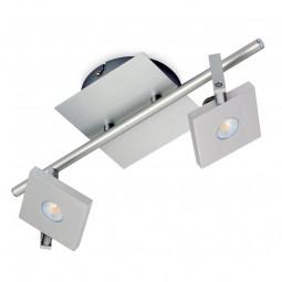 LED Deckenleuchte Spot KLH2 10W COB neutralweiß edelstahl gebürstet
