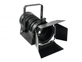 LED THA-40PC Theater-Spot DMX schwarz