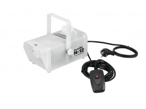 EUROLITE N-12 LED Hybrid multicolor Nebelmaschine milchig