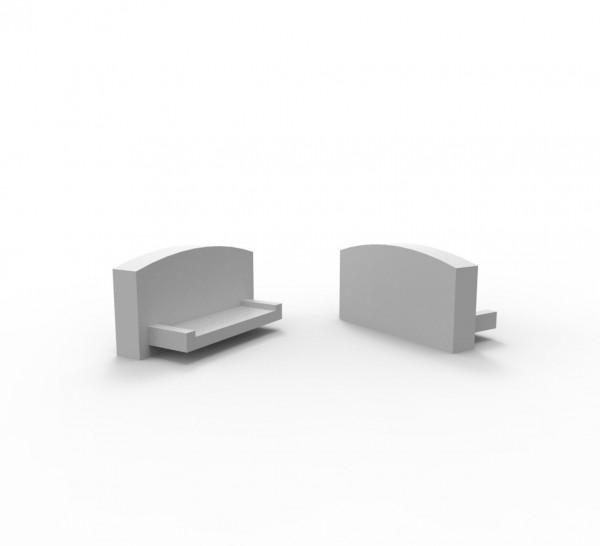 Endkappen für Standard Montageprofil