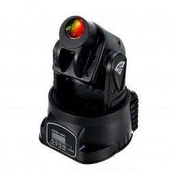 LED 15W Mini Moving Head Spot DMX